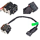 DBParts DC Power Jack Cable For HP...