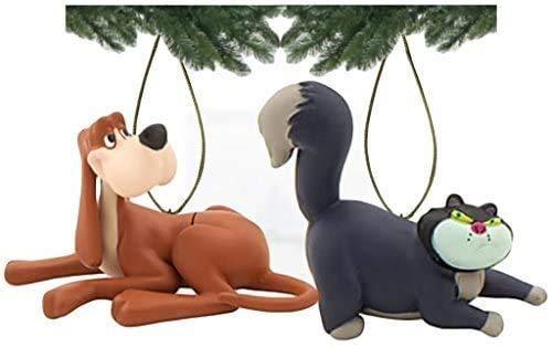 D Disney Cinderella Bruno & Lucifer 2-teiliges Figuren-Set von Disney