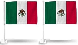 car flags mexico