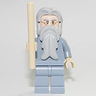 LEGO Harry Potter Minifigur Professor Albus Dumbledore Custom