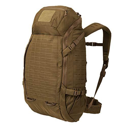 FootLooseus Direct Action HALIFAX M 40L Rucksack Militär Cordura Tactical MOLLE Patrol Backpack (Coyote)