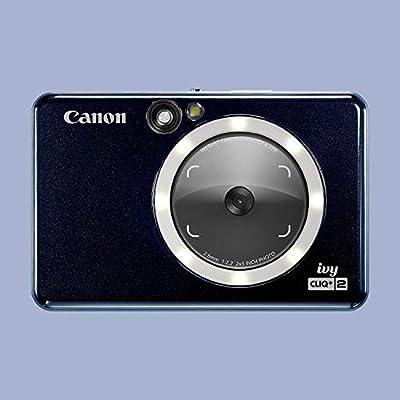 Canon Ivy CLIQ+ 2 Instant Camera Printer, Smartphone Printer from Canon USA