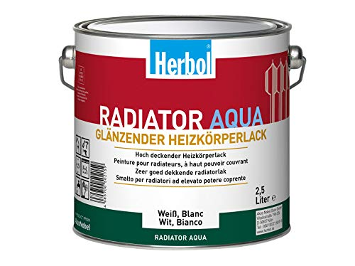 Herbol Radiator Aqua weiss, 0,37 Liter