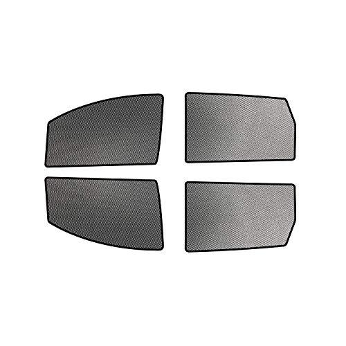 RUIYA Pare-soleil de fenêtre de voiture personnalisé pour 2015-2018 Honda HR-V,Premium Auto Sun Shade pour une protection complète contre les rayons UV(4pièces)