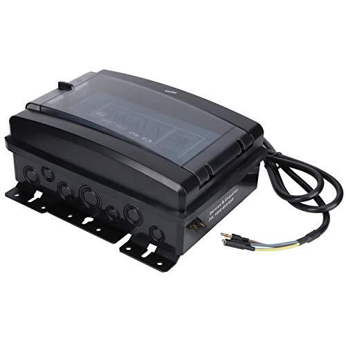 BHDD Pool-Chlorgenerator, 100-W-Salzwasser-Chlorierungssystem für Schwimmbäder, 50-G/H-Elektrolyt-Salzchlor-Maschine mit sofortiger sofortiger Reinigung mit niedrigem Salzgehalt(ich)