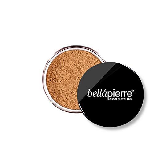 Bellapierre Cosmetics, Fondotinta minerale in polvere, 9g, Brown Sugar