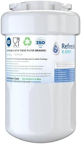 Top 10 Best refresh premium fridge filters r-9910 Reviews