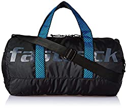 Fastrack Polyester 17 inches Black Travel Duffle (A0722NBK01),Titan,A0722NBK01,Travel Duffle