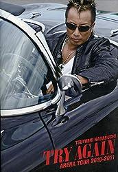 [コンサートパンフレット]長渕剛 ARENA TOUR 2010-2011 TRY AGAIN [2010年LIVE TOUR]