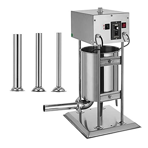 WANYE Máquina de llenado de Salchicha de Acero Inoxidable de Productos de Carne de Acero Inoxidable, máquina de llenado de Escritorio de máquina de Relleno de Salchicha el