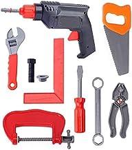 Amitasha Mechanix Tools Kit Toys Set for Kids (Multicolour) - (Pack of 10)