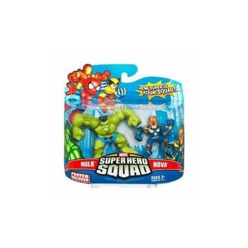 Marvel Super Hero Squad Hulk Vs Nova