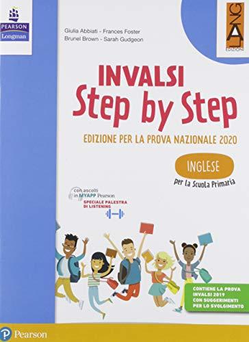 INVALSI step by step. Inglese. Per la Scuola elementare. Con e-book. Con espansione online