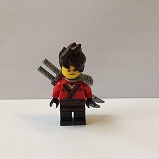 LEGO Minifigure - Kai - from Set Temple of The Ultimate Weapon 70617 - Ninjago Movie