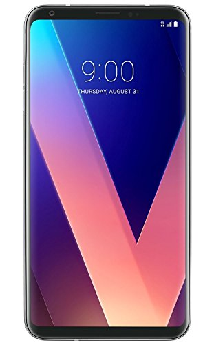 LG V30 64GB H932 T-Mobile 4G LTE Android Smartphone (Erneute) Silber