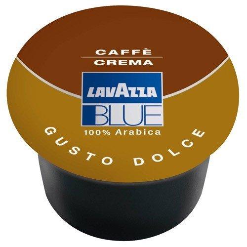 Lavazza 100 X Kaffee-Kapseln Blue Crema