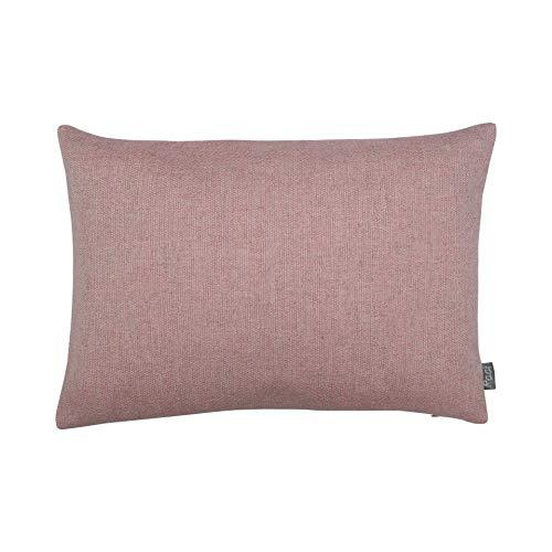 Raaf kussen Wol roze 35x50 cm