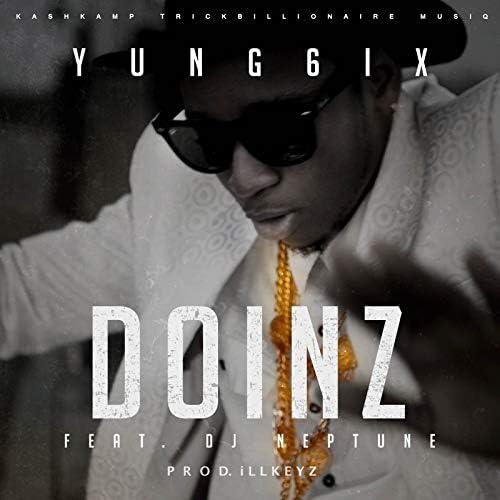 Yung6ix feat. DJ Neptune