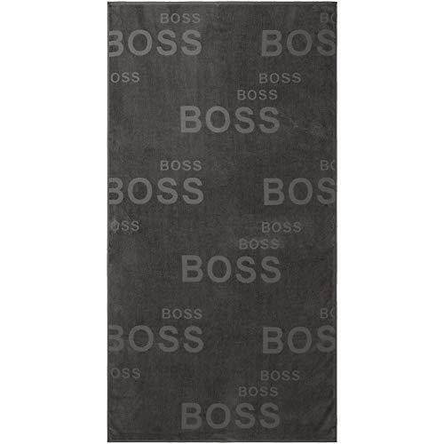 Boss Coast Eclipse - Toalla de baño, color gris