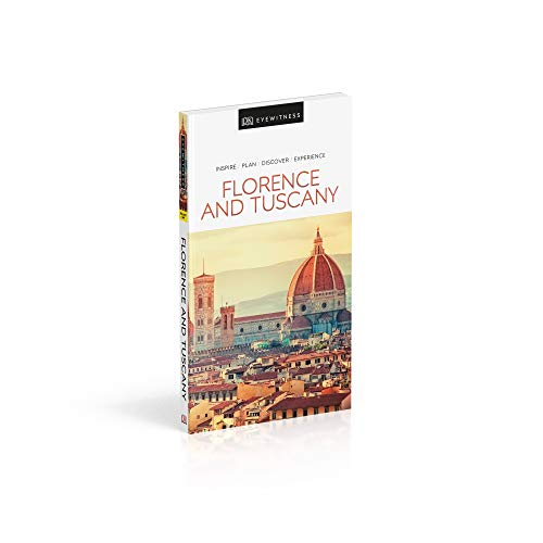 DK Eyewitness Florence and Tuscany (Travel Guide) - 417dFjlQdnL