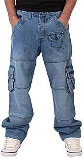 e99f9f91f6b495 Amazon.co.uk: Peviani - Jeans / Men: Clothing