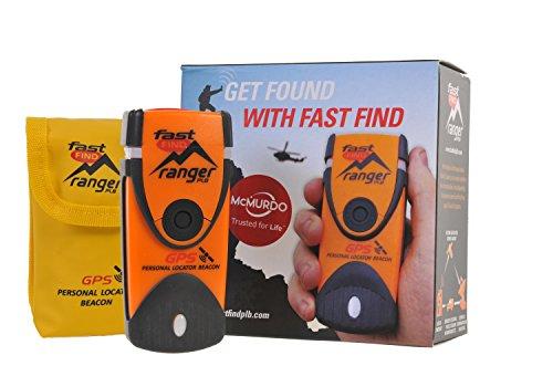 McMurdo Fast Find Ranger PLB Programmé pour...
