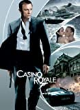 Casino Royale - James Bond - Daniel Craig – Film Poster
