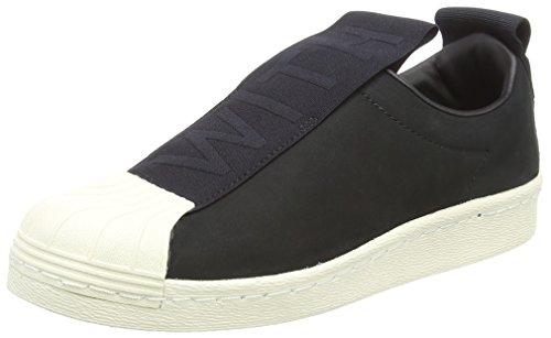 Adidas Superstar Bw3S Slipon W, Zapatillas de Deporte Mujer, Negro (Negbas/Negbas/Casbla 000), 36 EU 🔥
