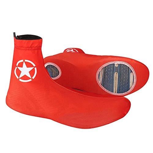 Couvre-Chaussures, 1 Paire de Chaussures de vélo Anti-poussière Anti-poussière et Anti-Sable pour Le vélo en Plein air(S)