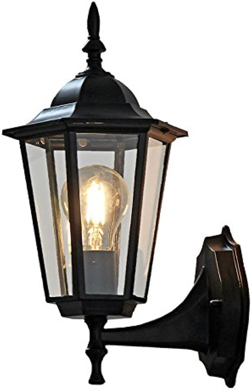 Modern LED Wandleuchte Wandlampe wasserdicht im freien retro garten balkon gang flur wohnzimmer schlafzimmer (FB94) Coffee Shop, büro, schlafzimmer. Vintage Retro Café Loft Bar Flurlampe, Wandlampe.