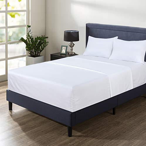 AUSA Luxurious, Comfy & Soft Combed cotton Small Double 4ft Fitted Sheet...
