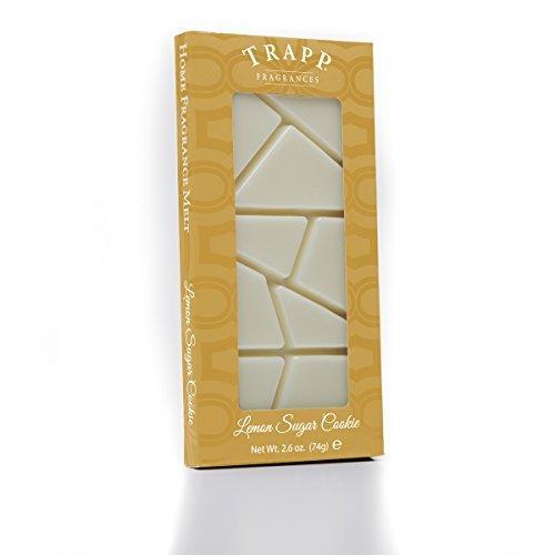 Trapp Kolekcja sezonowa domowa stopa zapachowa, cytrynowe ciastko cukrowe, 60 ml od Trapp