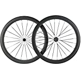 Best Carbon Wheels - Superteam Bike Wheel Clincher 700C Carbon Wheelset 38/50/60/88 Review