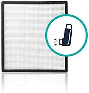 Alen BreatheSmart Classic Replacement Filter - HEPA-Silver for Mold & Bacteria - BF35-Silver-Carbon (1-Pack)