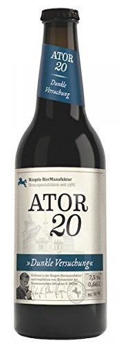 Riegele Ator 20 - Bierspezialität aus Augsburg