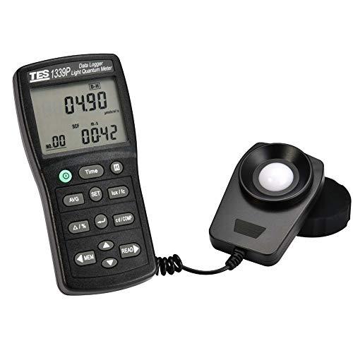 TES 1339P Daten-Logger Lichtmengen-Messgerät/Photosynthesis Light Quantum Meter (Measurement of Photosynthesis)