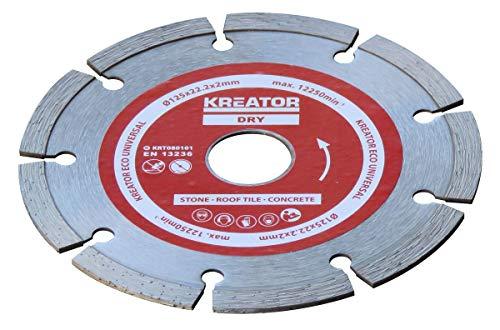 KREATOR Diamantscheibe d125 eco 3 Stück KRT080101