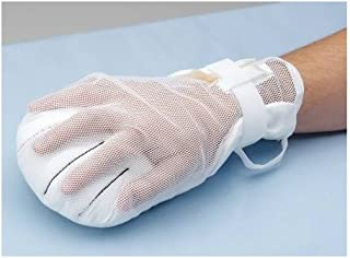 Posey 2815 Finger Control Mitts, Open End