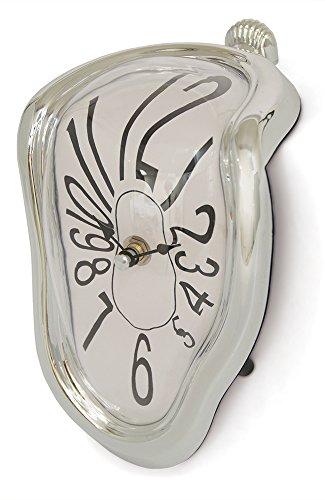Fizz Creations Schmelzende Uhr für das Regal