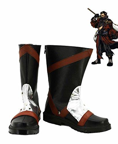 - Final Fantasy Auron Kostüm