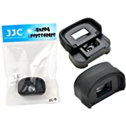 JJC Eyecup EXTENDER EC-6 For CANON EOS 7D, CANON EOS 1D Mark IV, CANON EOS 1D Mark III, CANON EOS 1Ds Mark III, Rubber Eyepiece Extender