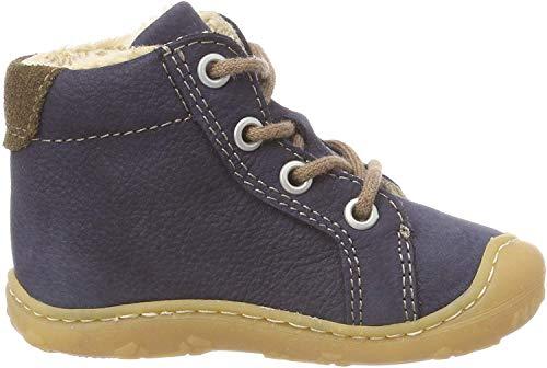 RICOSTA Baby Jungen Georgie Sneaker, Blau (See 187), 21 EU