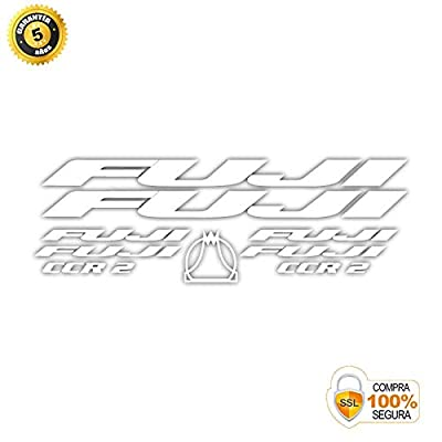 ADHESIVOS MOTOS CLASICAS Bike Stickers - Bike Decorative Sticker - Vinyl Bike Sticker Set Fuji Stickers Bike Frame Bike Mountain