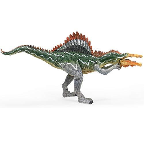 GAOAO Modelo Animal de Dinosaurio de simulación, Modelo Grande de Spinosaurus, Modelo Animal de simulación de Dinosaurio andanteDecorative Ornaments