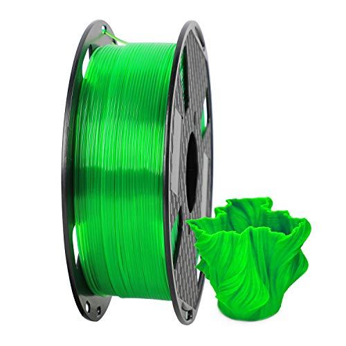 ORIENTOOLS PETG 3D Printer Filament 1.75mm, Dimensional Accuracy +/- 0.02 mm, 1kg Spool