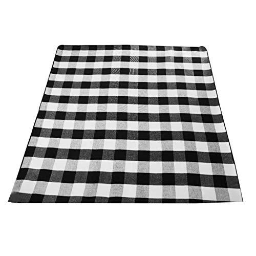Manta de picnic plegable de 200 x 300 cm con respaldo impermeable para camping, playa, festival, para acampada, acampada, playa, etc.
