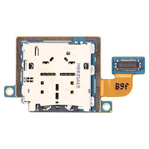 un known Titular de la Tarjeta SIM del zócalo Cable Flexible for el Galaxy Tab 10.5 S4 T835 / T830 Accesorios Mantenimiento Personal