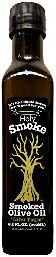 Holy Smoke Smoked Olive Oil