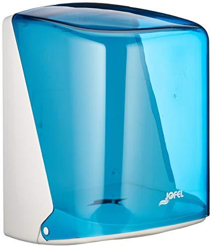 Jofel AG41200 Azur Dispensador de Papel, Mecha, Azul