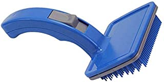 Pet Dog Cat Grooming Shedding Hair Cleaning Brush Comb